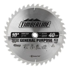 timberline cutter