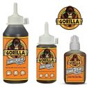 Gorilla Glue Original 4oz, Incredibly Strong And Versatile. The Leading Multi-Purpose Waterproof Glue. Ideal For Tough Repairs On Dissimilar Surfaces, Both Indoors And Out  Size 4oz 5000408USFL