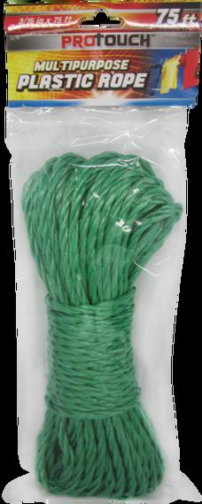 PLASTIC-ROPE-GREEN