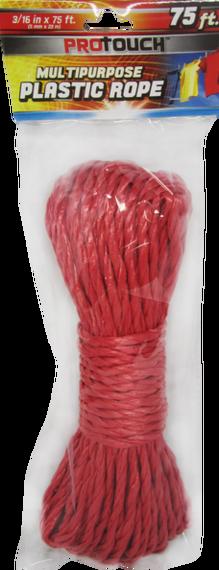 PLASTIC-ROPE-RED
