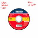 """DISC M/CUT FLAT 4 1/2"""" 1903 (TC1903) HW001"""