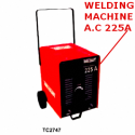 TC WELDING MACHINE A/C 225A TC2747 (HW001)
