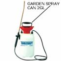 TOOLCRAFT SPRAY CAN GARDEN 2GL 2865