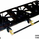 TCWF GAS COOKER 9907 THREE BURNER TCWF9907