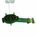 TCWF GAS COOKER 9909 THREE RING (HW001)