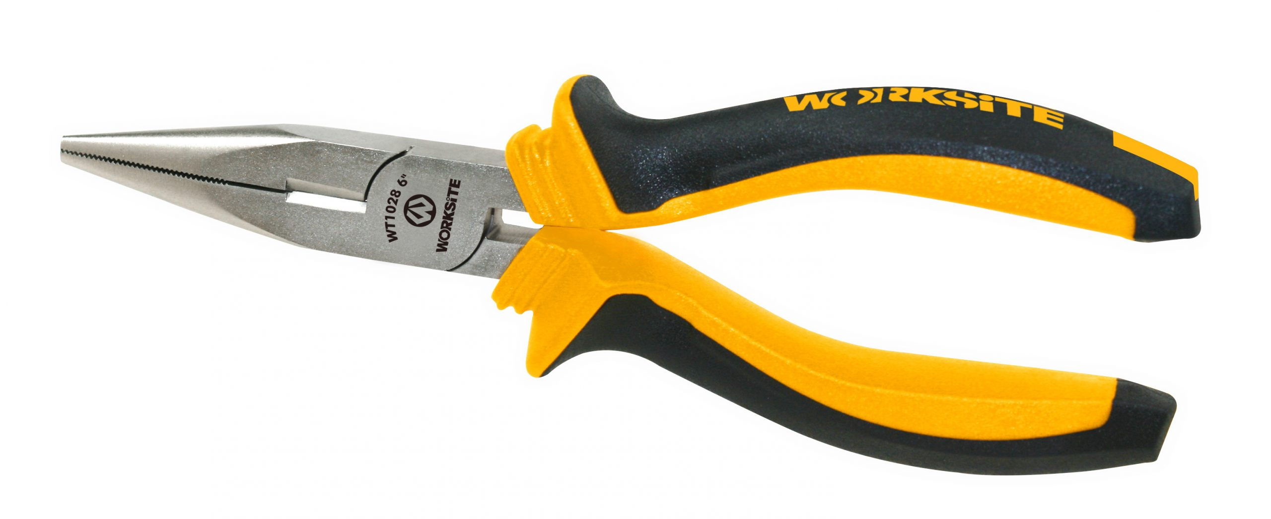 Worksite Long Nose Cutter Pliers, 6inch/8inch Insulated, Multi Functional Pulling out, Clamping, Cutting Wires, Electrician Pliers WT1028/WT1029