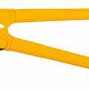 Worksite Heavy Duty Bolt Cutters, Comfortable Handles, Rust-Resistant Finish 30 inches WT1171