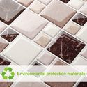 Morcart 3D Mosaic Tiles Peel And Stick Wall Tile For Kitchen Living Room Bathroom Laundry Room Backsplashes-10 inches X 10 inches -MT1002