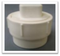 PVC Plug & Adapter DWV