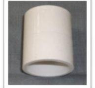 PVC COLLAR SCH 40 White