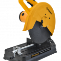 WORKSITE 355mm Cut Off Saw,2200W Heavy-duty Professional Saw, Adjustable Fence 45° Left or Right. Ideal for Tradesmen, Workshops, Contractors, DIYers and More -COS209