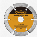 Worksite Metal Diamond Cutting Blade, Cut Off Wheel,  110*22.2mm Size: 4.5′ (110mm), Blade Width – 10mm – Capable of cutting fiberglass, plastic, iron, steel, stainless steel, and other ferrous metals.XDCB438