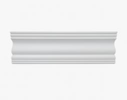 Crown Moulding- MDF 8ft Length, 5″ Width. Pattern- M11